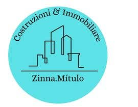 #325 for Logo for real estate and construction - Zinna.M Costruzioni & Immobiliare by Dalih