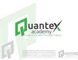 #405 for Design a logo - Quantex af Mohaimin420