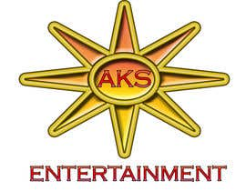 nº 55 pour Develop a Corporate Identity for AKS Entertainment par stefannikolic89