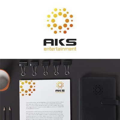 Contest Entry #                                        38                                      for                                         Develop a Corporate Identity for AKS Entertainment