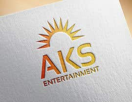 nº 39 pour Develop a Corporate Identity for AKS Entertainment par luciamoyano