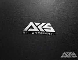 nº 57 pour Develop a Corporate Identity for AKS Entertainment par legol2s