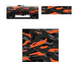 Nro 33 kilpailuun Create a Camouflage Pattern käyttäjältä abrarmahirantor