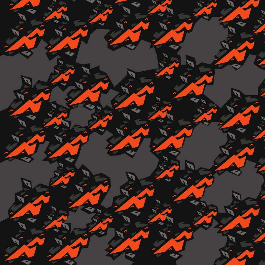 Kilpailutyö #                                        32                                      kilpailussa                                         Create a Camouflage Pattern