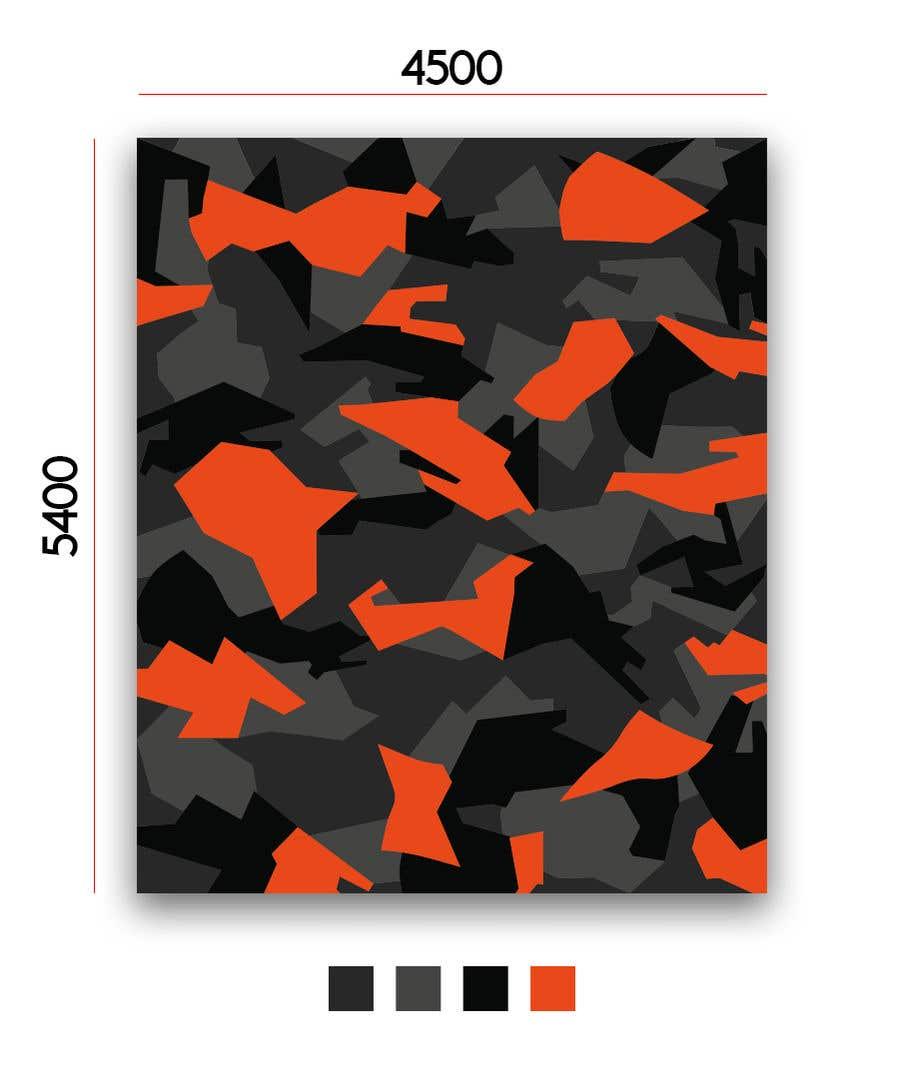 Kilpailutyö #                                        36                                      kilpailussa                                         Create a Camouflage Pattern