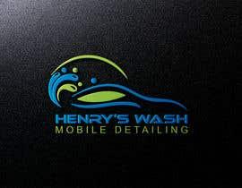 #51 для Mobile Auto Detailing Logo от imamhossainm017