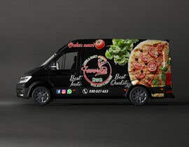 #49 for build a pizza restaurant desing in a car af Bukhari690
