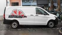 Proposition n° 34 du concours Graphic Design pour build a pizza restaurant desing in a car
