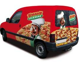 #36 for build a pizza restaurant desing in a car af sanouari1993