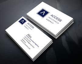 """#41 for Need a 2"""" x 3.5"""" Standard business card design af Monir24BD"""
