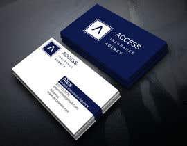 """#44 for Need a 2"""" x 3.5"""" Standard business card design af Monir24BD"""