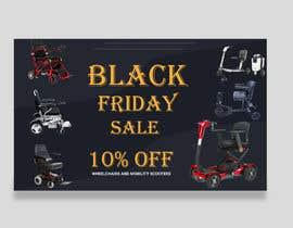 Nro 41 kilpailuun Black Friday Sale Banner käyttäjältä Tamim2019