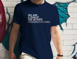 #150 for Creative Agency T-Shirt Design af santapal026