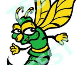 Nambari 11 ya refresh a mascot logo na Quedesenholegal