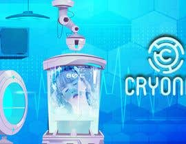 #115 for Cryonics Discord Server Banner & Logo by Hshakil320