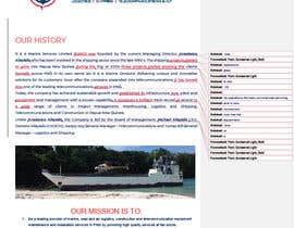 shohidulshaan tarafından Update our Company Profile için no 45