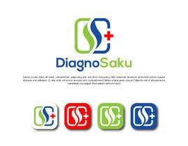 #149 untuk Mendesain sebuah Logo - DiagnoSaku oleh TubaDesign