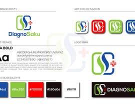 #183 untuk Mendesain sebuah Logo - DiagnoSaku oleh TubaDesign