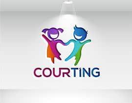 #481 untuk Design a logo Courting dance oleh mdj51457