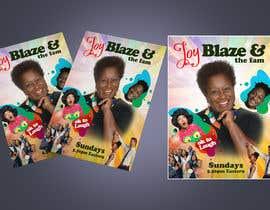 sribala84 tarafından Joy Blaze & The Fam Flyer için no 1