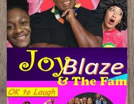 sresohag91 tarafından Joy Blaze & The Fam Flyer için no 24