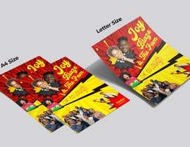 iDesignZubaer tarafından Joy Blaze & The Fam Flyer için no 47