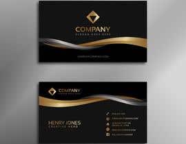 #207 untuk Make me a business card oleh graphics2244