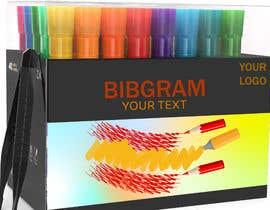 #36 для design a eyecatching box with standard VI for a brand от mdsajjadhossen45