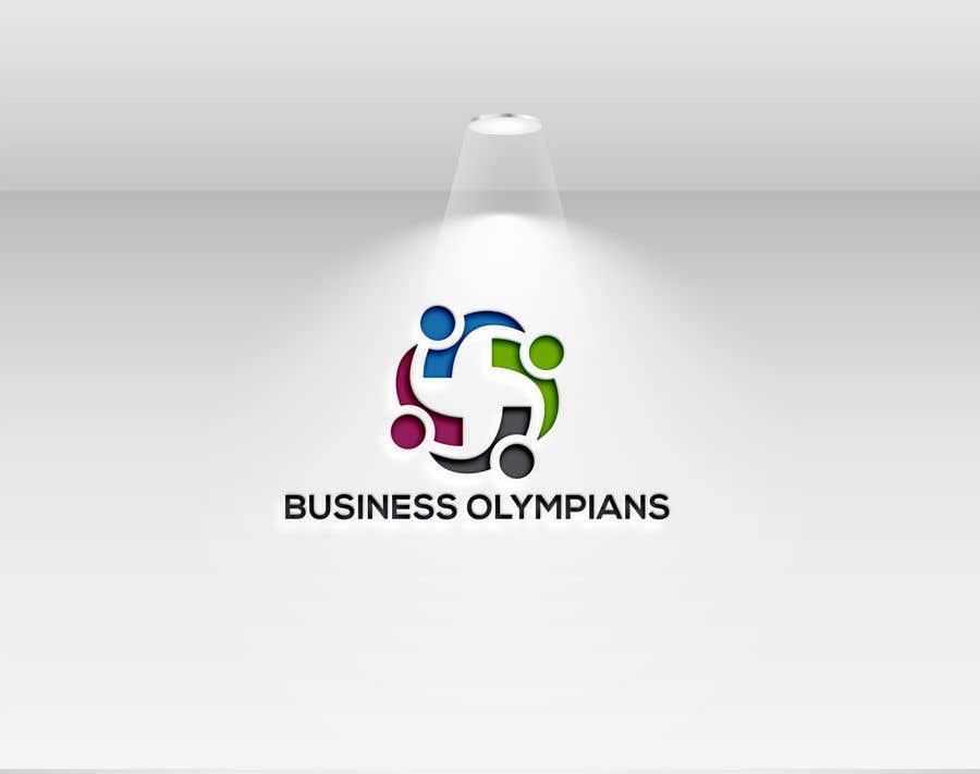 Penyertaan Peraduan #                                        153                                      untuk                                         Business Olympians Logo