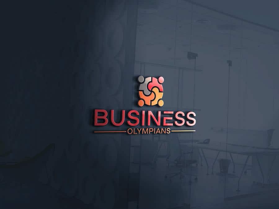 Penyertaan Peraduan #                                        126                                      untuk                                         Business Olympians Logo