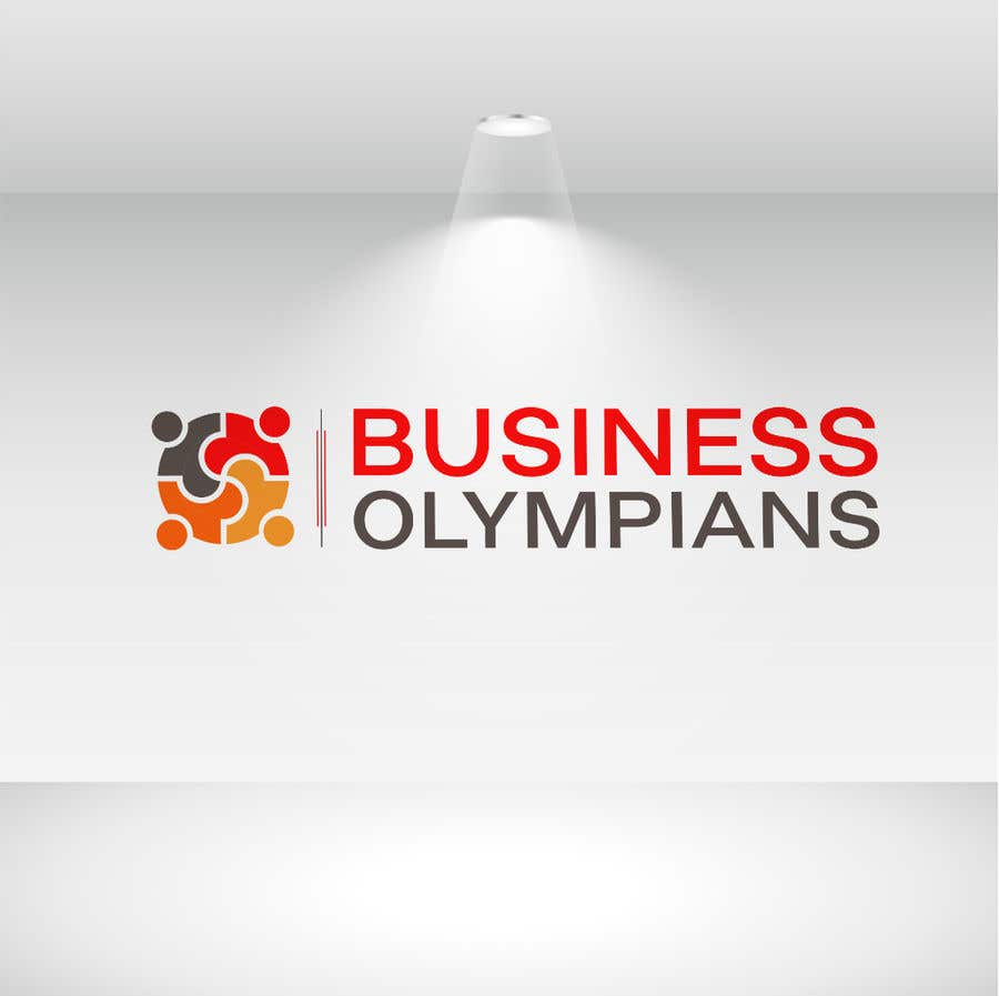Penyertaan Peraduan #                                        127                                      untuk                                         Business Olympians Logo