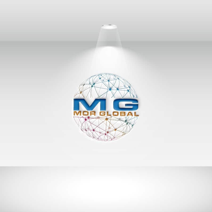 Penyertaan Peraduan #                                        350                                      untuk                                         Create a Design for logo-Mg Mor Global