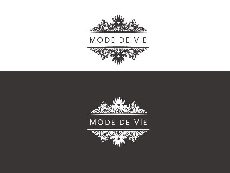 Contest Entry #49 for Design A Logo For Brand Name: Mode de Vie