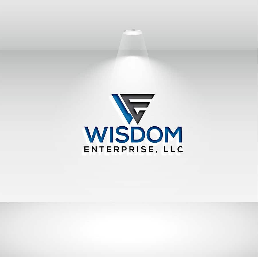 Bài tham dự cuộc thi #                                        82                                      cho                                         I need a professional logo created for Wisdom Enterprise, LLC It's important to have W E highlighted in some creative way.