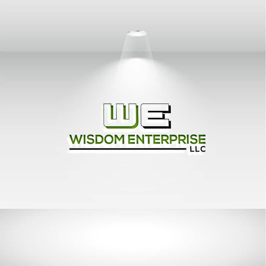 Bài tham dự cuộc thi #                                        71                                      cho                                         I need a professional logo created for Wisdom Enterprise, LLC It's important to have W E highlighted in some creative way.