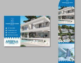 #49 for Printed Banner for real estate project by Tamim2019