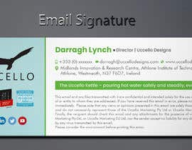 #49 for Design of New Corporate Email Signature by mamun313