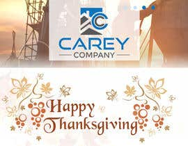 #95 for Thanksgiving Email for Construction Company by iamshfiqjaan