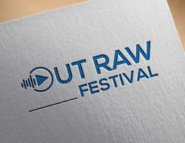 #134 for Out Raw Festival Logo design af Tanha36