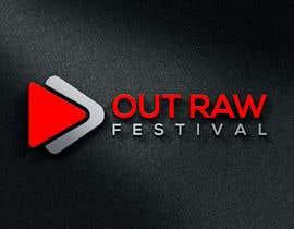 #179 for Out Raw Festival Logo design af bablupathan157