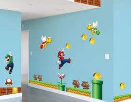 #3 for Build a wall design for my house - Mario bross as an example af rafihathbd