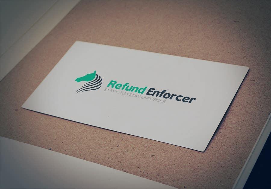 Inscrição nº                                         23                                      do Concurso para                                         Design a Logo for Refund Enforcer