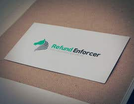 #23 para Design a Logo for Refund Enforcer de SalemGamal
