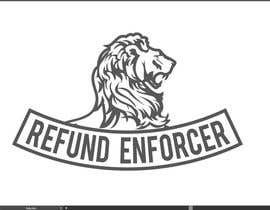 #18 para Design a Logo for Refund Enforcer de zjakenz