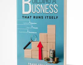 #127 для Book Cover design for Building a business that runs itself от mehrab007