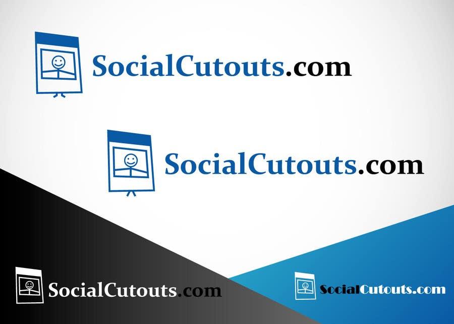 #                                        33                                     . pályamű a(z)                                          Design a Logo for SocialCutouts.com                                      versenyre