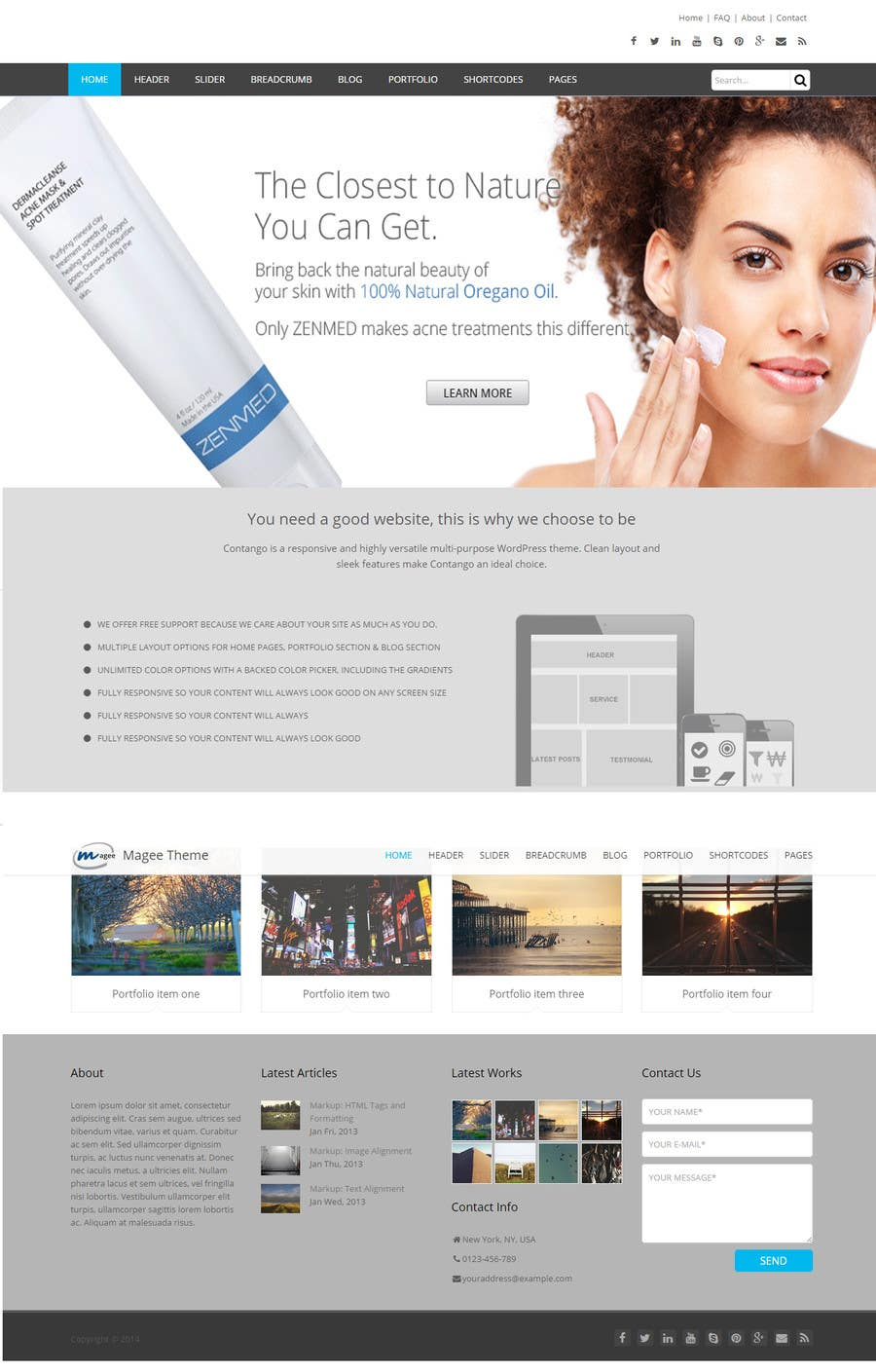 Konkurrenceindlæg #                                        14                                      for                                         Wordpress Website