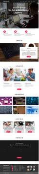 Icône de la proposition n°                                                24                                              du concours                                                 Build a One page website