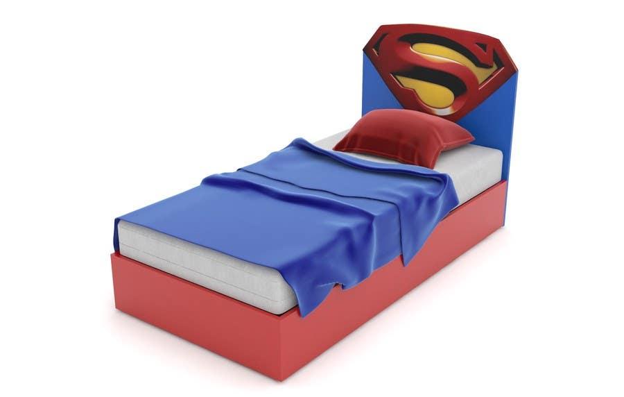 Inscrição nº 6 do Concurso para Custom Beds