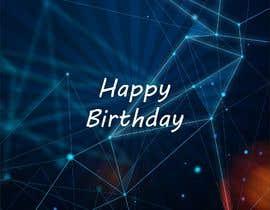 #65 for Birthday Card design af YPAL66